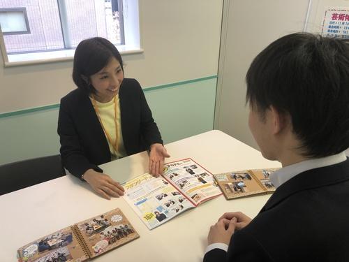 個別相談(きずな札幌).JPG