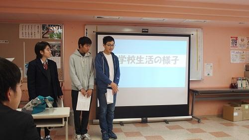 O-H 入学式実行委員①