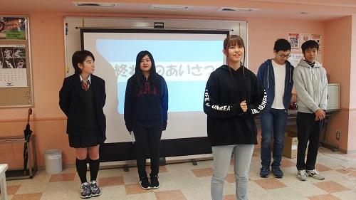 O-H 入学式実行委員②