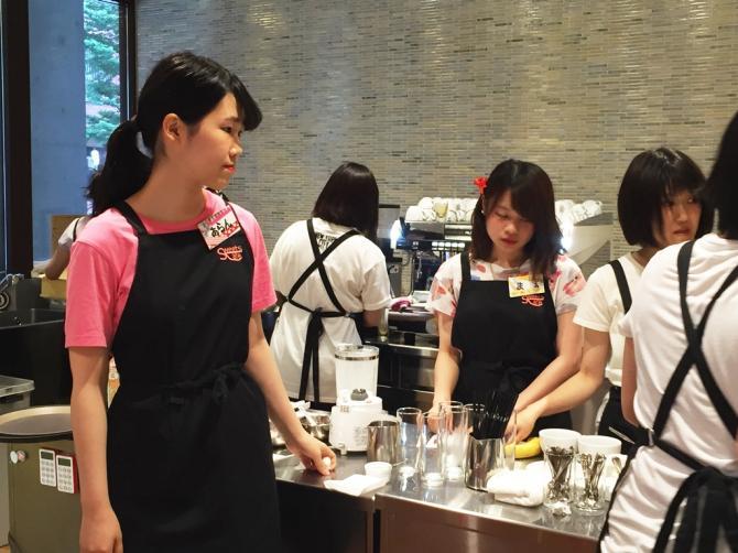 札幌スイーツ&カフェ専門学校画像