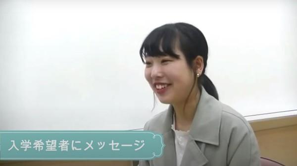 医療秘書科 渡邊さん.JPG