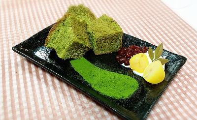 抹茶とあずきミルクのシフォンケーキ(06.28).jpg
