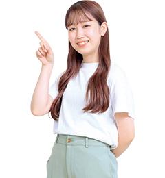 山川 琴美さん(医療秘書科1年)...